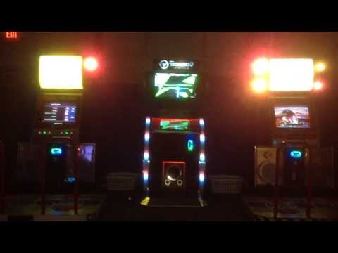 Bemani/Music Game Room Tour at Under The Big Top