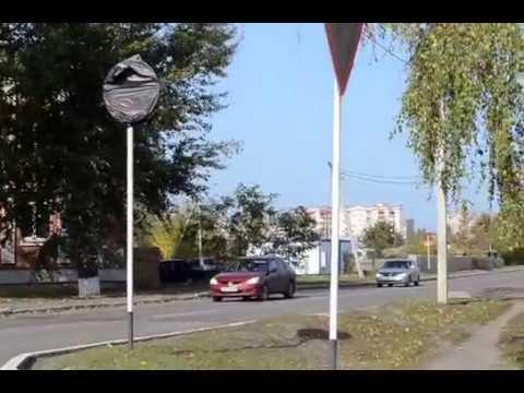 На ул. 9 Января возобновили двусторонее движение, Блокнот Россошь, 18.10.2017