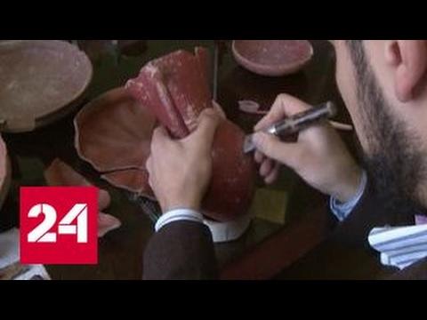 Артефакты времен государства Урарту обнаружены в Армении