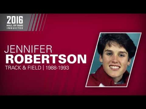 2016 Hall of Fame Inductee: Jennifer Robertson