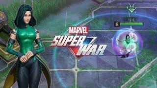 MARVEL Super War MOBA: Mantis Gameplay (CBT)
