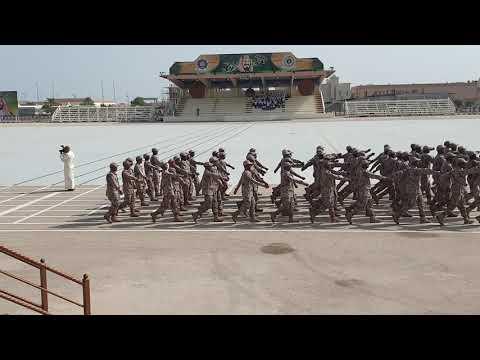حفل تخريج معهد الدراسات الفنيه للقوات البحريه 1441 Youtube