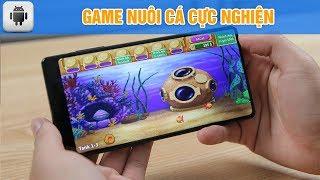 Aquarium Deluxe: Game nuôi cá biển đã có trên smartphone