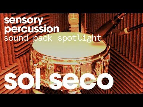 Sound Pack Spotlight: Sol Seco