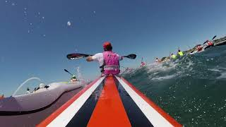 The World's Biggest Open Water Surf Ski Race