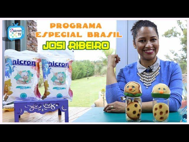 NICRON TV - Especial Brasil Josi Ribeiro Ep. 2