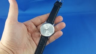 ✅ 1$ dollar watch who cares from AliExpress Unboxing haul euro app