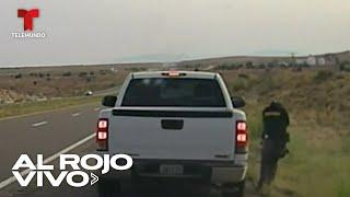 Mujer policía es herida y se defiende a balazos en Nuevo México