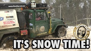 It's Snow Time - Vic High Country  - 40 Series - Built Not Bought - Roothy