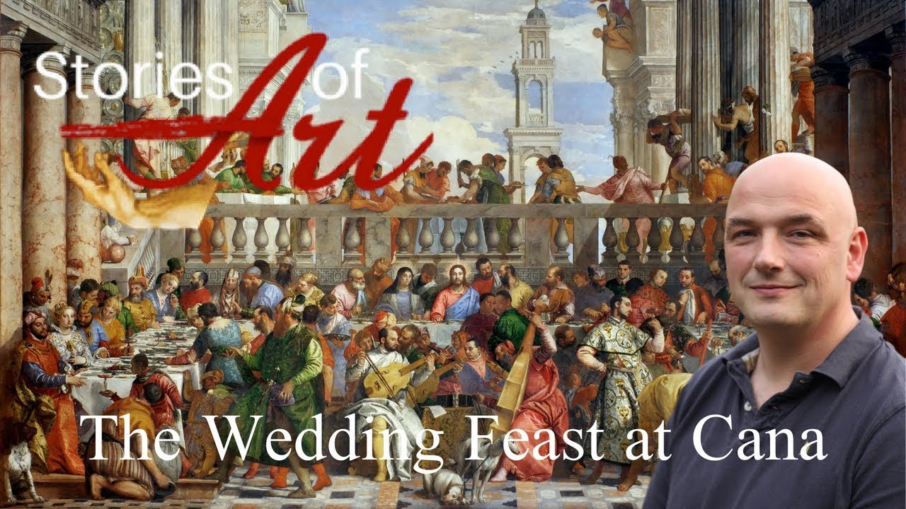 Wedding Feast At Cana.Wedding Feast At Cana By Paolo Veronese Must See At The Louvre