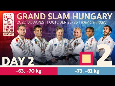 Grand Slam Hungary 2020 - Day 3: Tatami 2