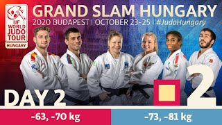 Grand Slam Hungary 2020 - Day 3: Tatami 2