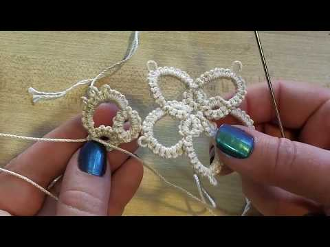 Beginner Tatting Project