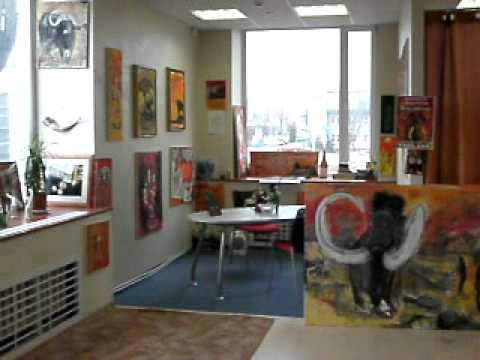 african art studio ( Lithuania ,Vilnius)