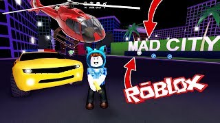 AMAZING BEBE POLICE THE BEST LADRONE SCARE IN ROBLOX MAD CITY