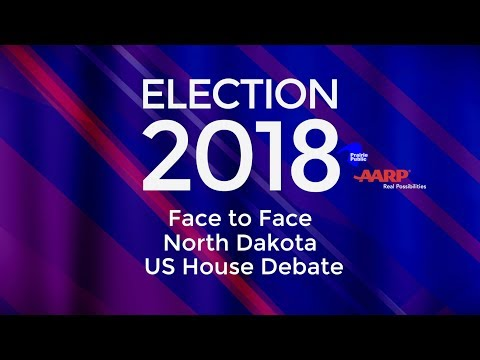 Face to Face: North Dakota US House Debate