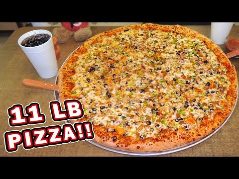28-inch Village Pizza Challenge W/ Da Garbage Disposal In Tennessee!!