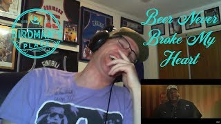 """Download LUKE COMBS """"BEER NEVER BROKE MY HEART"""" - REACTION VIDEO - SINGER REACTS Mp3 and Videos"""