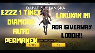 1 tiket Diamond dapet Bandel utama - Cara spin diamond royale hoki - Bundel diamond Royal Terbaru
