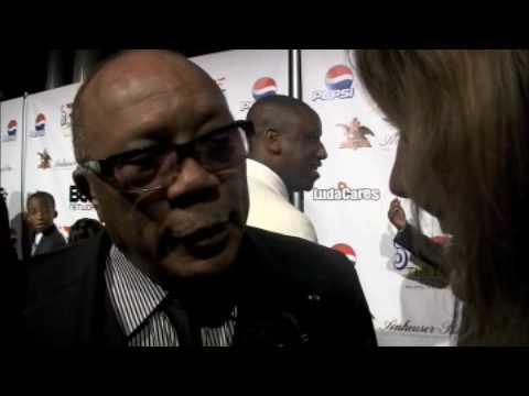 Quincy Jones on Bikram