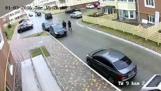 видео У Луцьку почастішали крадіжки із авто
