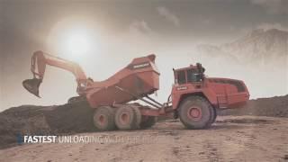 Doosan ADT(Articulated Dump Truck) Business
