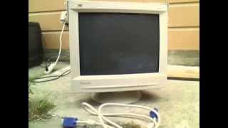 scr 4 1999 viewsonic e790 vcdts21466 1m crt monitor