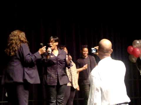 Shirley Murdock, Kelly Price, Malone & Syleena Johnson