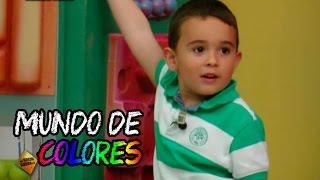 Los niños descubren cómo se forman los colores del mundo con Jandro - El Hormiguero 3.0