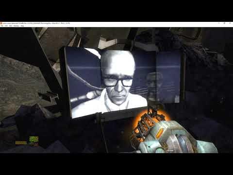 Xenia Canary | The Orange Box : Half-life 2 EP 1 [XBOX360 EMULATION]