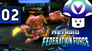 [Vinesauce] Vinny - Metroid Prime: Federation Force (part 2)