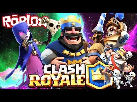 Roblox Clash Royale Tycoon La Primera Tienda Gameplay Espanol