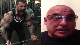 MD Breaking News - Gregg Valentino On What Really Happened to Rich Piana!
