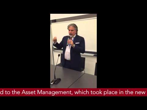 Family Trust - Marco M. Zoppi - Salone del Risparmio - March 25-27, 2015 - Milan, Italy