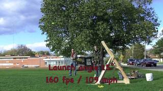 Murlin Trebuchet Testing Oct 16, 2011