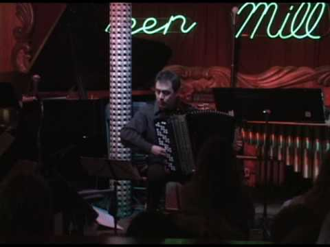 Bayan Accordion Solo: Stas Venglevski plays Zydeco Madness by William Susman