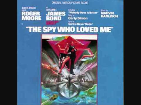 James Bond - * The Spy Who Loved Me*