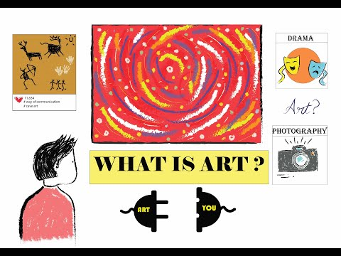 WHAT IS ART ? Is there any universal definition of art?