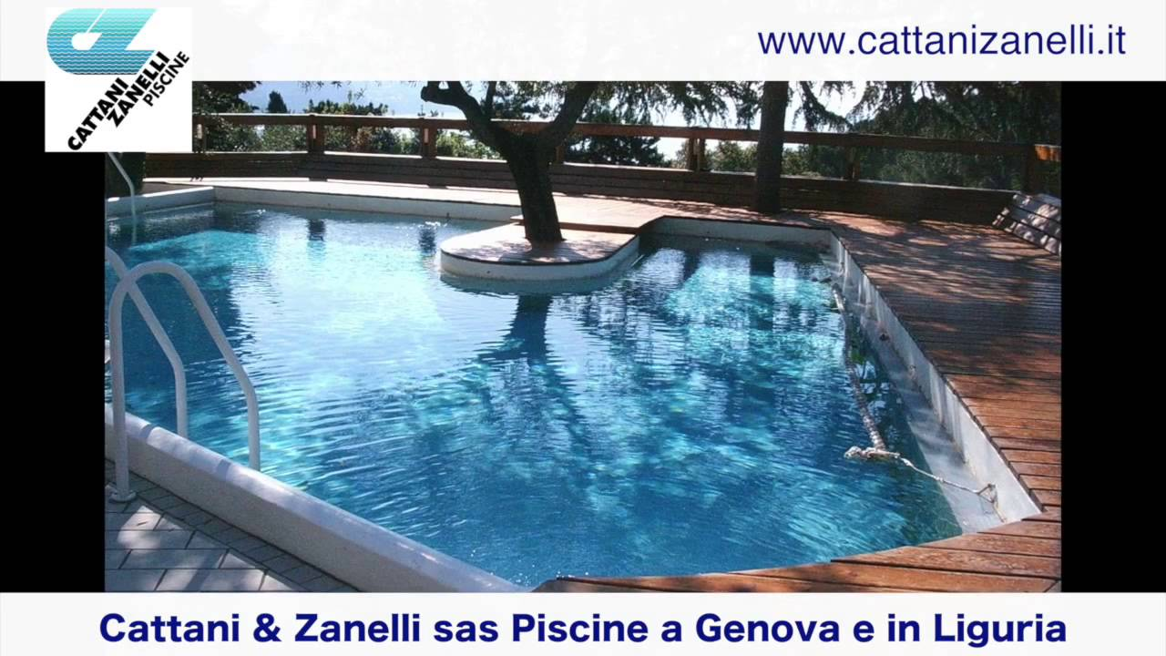 Piscine Genova e Liguria CattaniZanelli dal 1974  YouTube