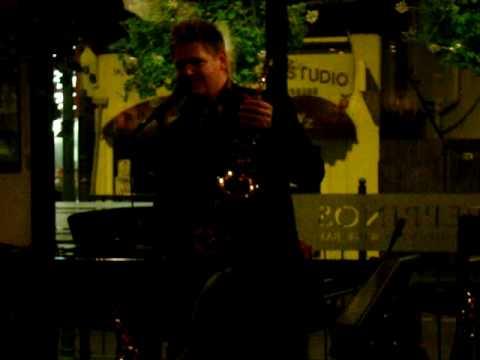 Derek Nash Sax Talk at Peppino's Bournemouth