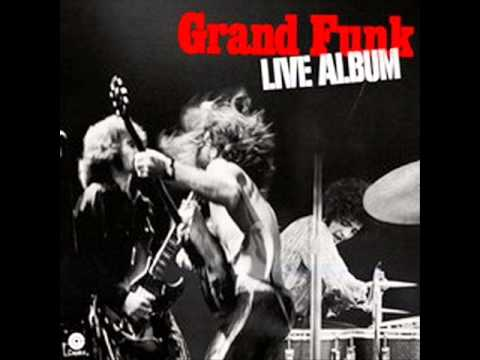 Grand Funk Railroad - Mark Says Alright