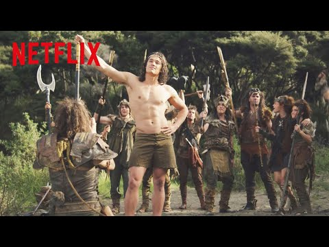 The Monkey King Returns | The New Legends of Monkey | Netflix