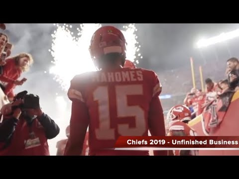 Chiefs 2019 - Unfinished Business