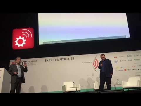 """GREEN POWER"" By @VINCI_Digital & @PLVision @IOTSWC 2017 - Barcelona, Spain"
