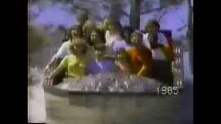 Kings Dominion Diamond Falls 1985 TV Advert