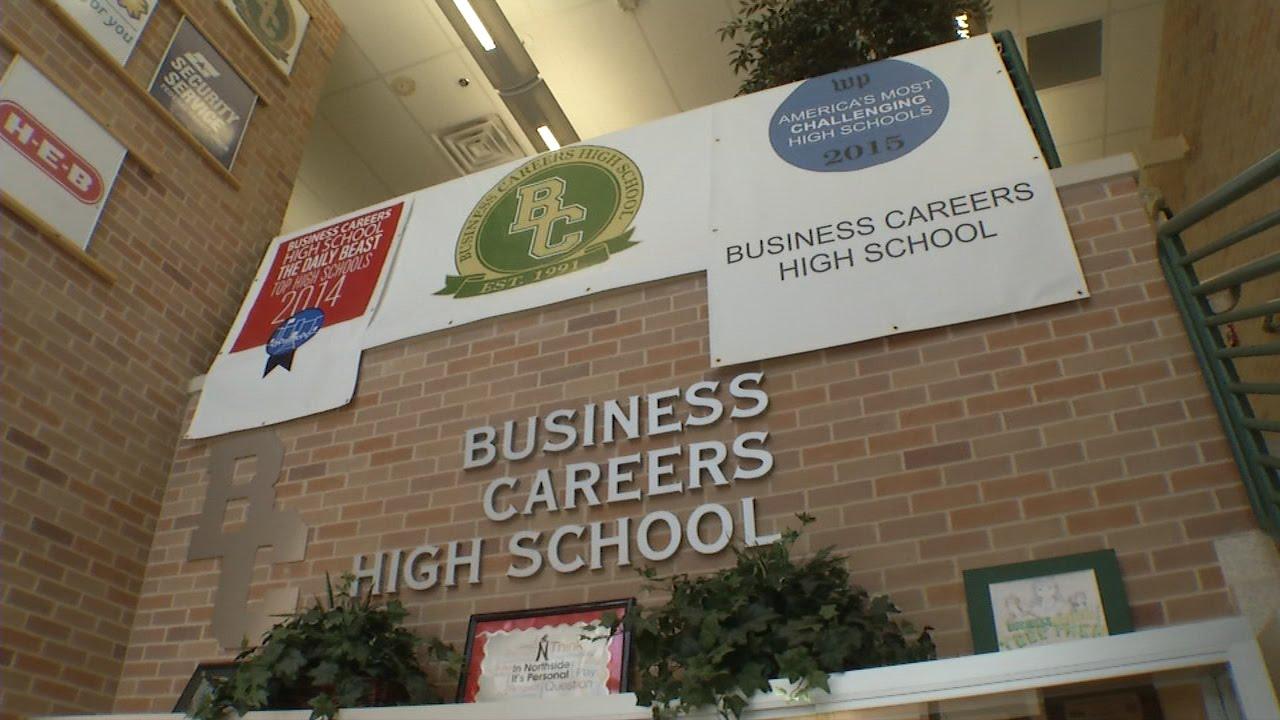 Business Careers High School Mentors