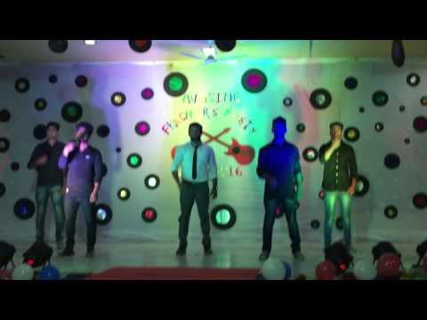 Subharti boys dance