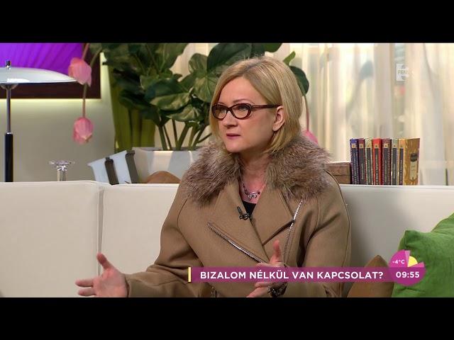 Párkapcsolati szakértő: Az igazi szerelem bizalom nélkül semmit sem ér - tv2.hu/fem3cafe