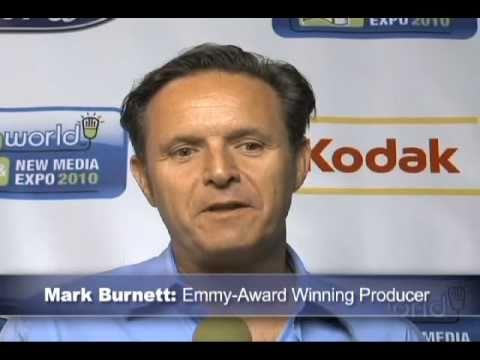 Mark Burnett Interview - BlogWorld Expo 2010
