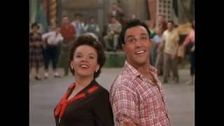 "Gene Kelly-Judy Garland/Summer Stock/Джин Келли и Джуди Гарленд в мюзикле ""Летние гастроли"" (1950)"